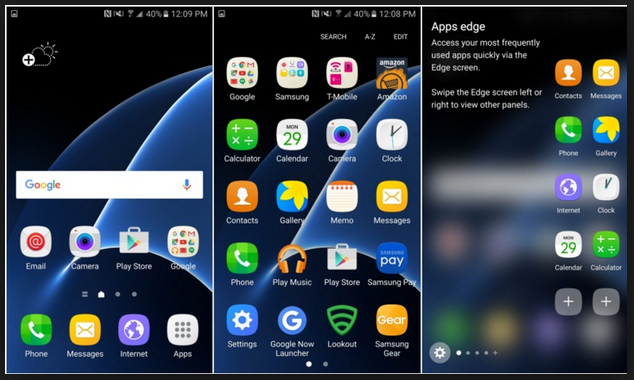 Bloatware Apps On Galaxy S7 Edge And How to Disable Manual